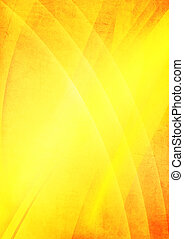 Yellow abstract background, texture for the design