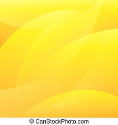 Yellow And Orange Background With Line