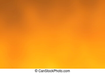 Yellow and orange gradient abstract background