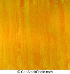 yellow and orange watercolor background
