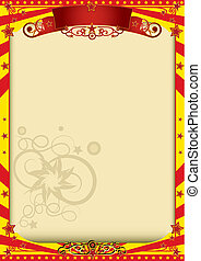 yellow and red background - A background for your ...