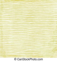 Yellow background with hand drawn lines and spots.
