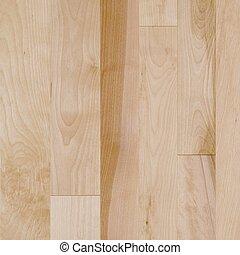 Yellow Birch Wood Floor texture