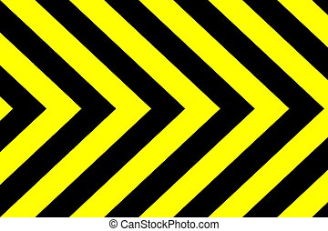Yellow black background