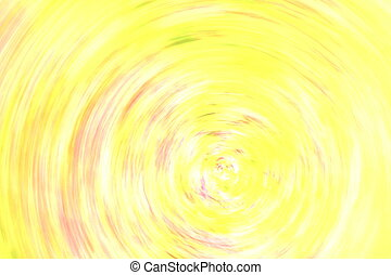 yellow blurred abstract background