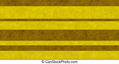 Yellow Brown Grunge Stripe Paper Texture. Retro Vintage Scrapbook Lines Background.
