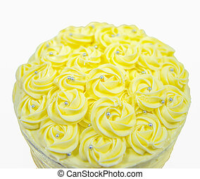Yellow Cake Frosting