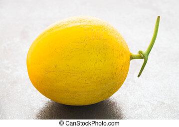 Yellow Cantaloupe
