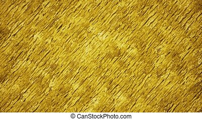 Yellow color abstract substance in background