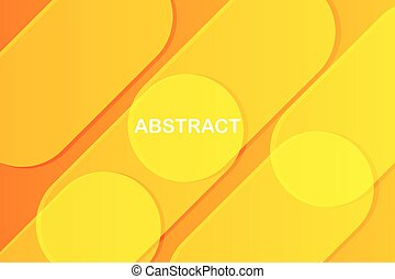 yellow colors abstract background