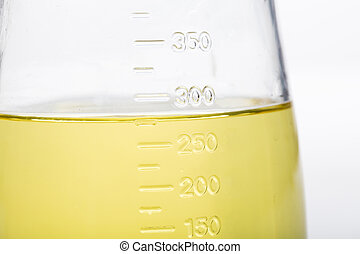 Yellow Cooking Oil - Cooking Oil on measuring cup close up ...