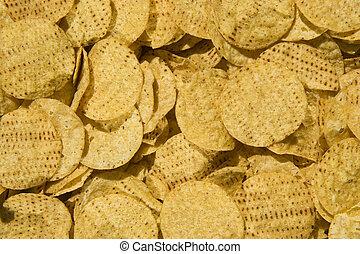 Yellow Corn Chips