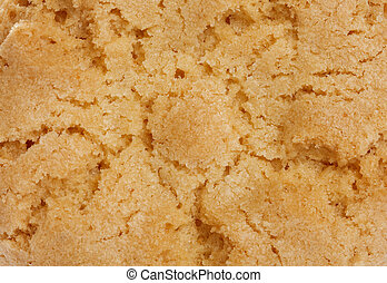 yellow crunchy cookie background - Yellow crunchy cookie...