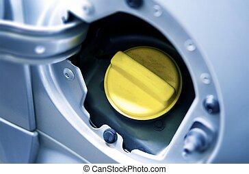 Car Fuel Inlet