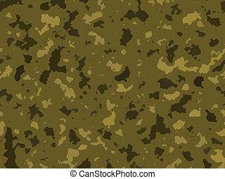 Desert Army Camouflage Texture