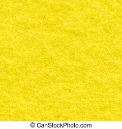 Yellow  fabric texture detail. ( High. res. scan. )
