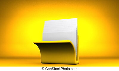 Folder And Documents