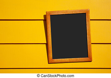 Yellow Frame