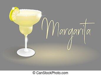 cocktail drink fresh Margarita