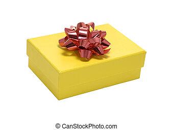 Yellow Giftbox