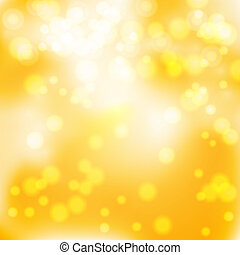 yellow glow background