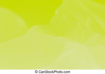 Yellow gradient background, vivid abstract blurred background