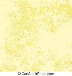 Yellow Grunge Background