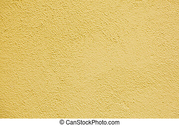 yellow house wall