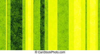 Yellow Lime Grunge Stripe Paper Texture. Retro Vintage Scrapbook Lines Background.