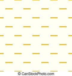Yellow line pattern seamless