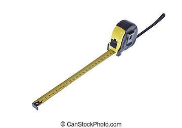 measure tool isolated