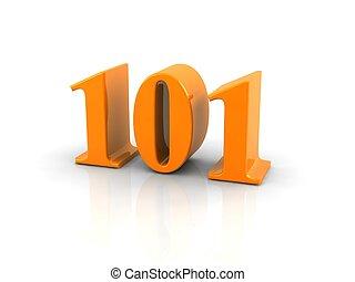 number 101
