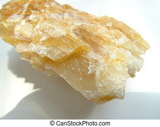 Yellow Natural Semi Precious Crystal