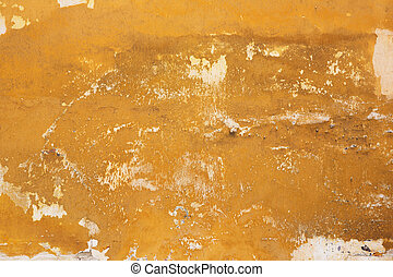 yellow old wall texture