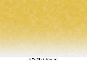 Yellow pale paper textured