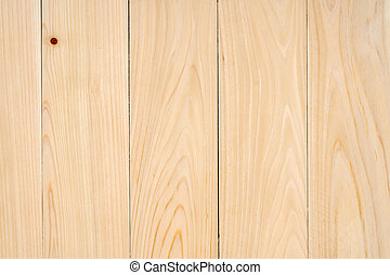 Yellow pine wood texture background