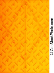 yellow plastic construction background texture