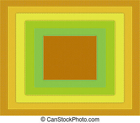 Yellow Retro Backdrop