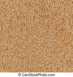 Yellow sand background. Seamless texture