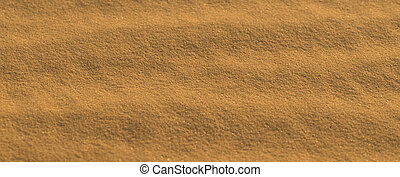 Yellow sand texture for background.