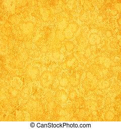 Yellow slodge grunge background