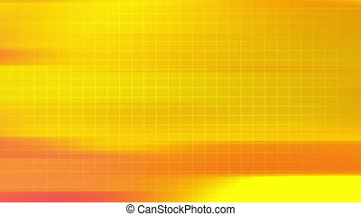 Yellow Soft Streaks of Color Loop