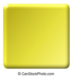 Yellow Square Button