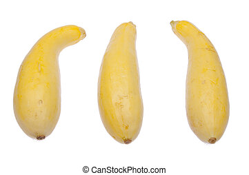 Yellow Squash Trio
