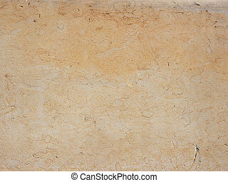 Yellow stone wall background