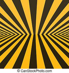 yellow strip background