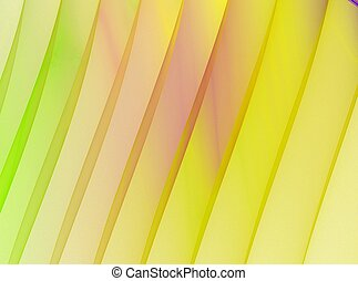 Yellow stripes. Abstract background