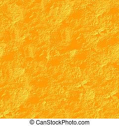 Yellow stucco seamless background.