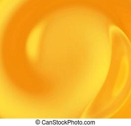 yellow swirl background