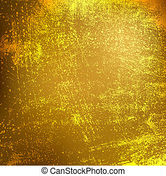 Yellow Vintage Texture